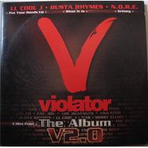 Violator 3 Hits From The Album V2.0 Lp Triplo Importado