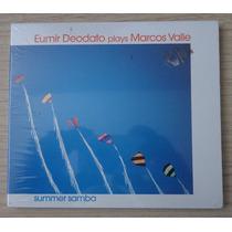 Eumir Deodato Plays Marcos Valle – Summer Samba - Cd Imp.