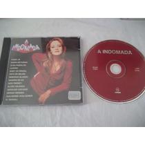 Cd - A Indomada - Trilha Sonora Novelas