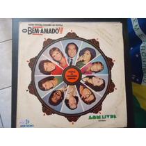 Disco Vinil Lp Trilha Sonora Original Da Novela O Bem Amado#