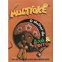 Dvd Multiokê - O Melhor Do Axé & Forró