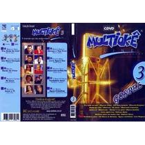 Dvd Multiokê - Line - Gospel 3