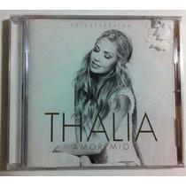 Promocao Cd Thalia Amore Mio Deluxe Edition