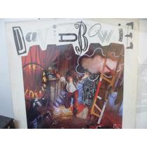 David Bowie - Never Let Me Down - Lp Vinil