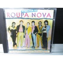 Roupa Nova, Cd O Melhor De Roupa Nova, Philips-1989