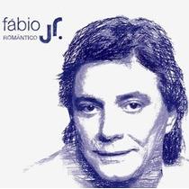 Fábio Jr Romantico Cd Digipack Lacrado Original