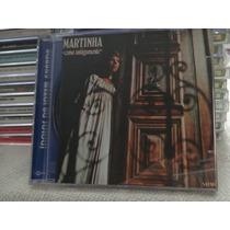 Cd - Martinha- Como Antigamente - 1974 - Jovem Guarda - Raro