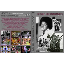 Jackson 5 - Rare Performances (1968-1972) Dvd