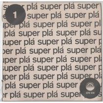 Compacto Vinil 4 Músicas Super Quentes Da Novela Super - Plá