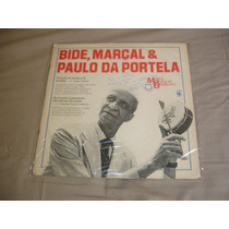 Bide Marçal Paulo Da Portela Vinil Fascículo Hist. Mpb