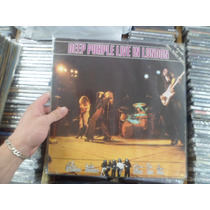 Lp Nacional - Deep Purple - Live In London