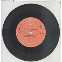 Compacto Vinil Peter Brown - Dance With Me - 1978 - Epic