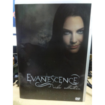 Dvd Evanescence Video Collection - Novo Original Lacrado