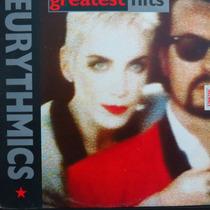Lp - Eurythmics - Greatest Hits Eurythmics Vinil Raro