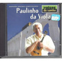 Cd Paulinho Da Viola - Série Raízes Do Samba