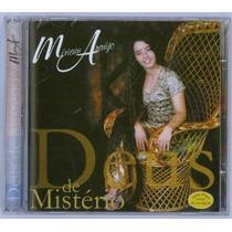 Cd Miriam Araújo - Deus De Mistério / Bônus Playback.