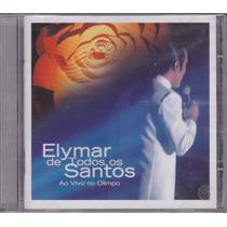 Elymar Santos - Cd Elymar De Todos Os Santos Ao Vivo Olimpo