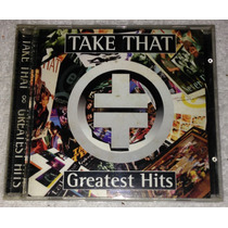Cd Thake That Greatest Hits Deep Your Love, Back For Good Ok