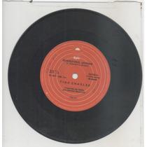 Compacto Vinil Tina Charles - Rendezvous - 1977 - Epic