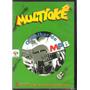 Dvd Multiokê O Melhor Da Mpb Volume 702