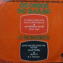 Peter Paul - Mark Phillip - B.j. Thomas Compacto Vinil Raro