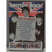 Dvd British Rock Beatles Rolling Stones Who Animals