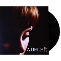 Lp Vinil Adele 19 Importado Novo Lacrado
