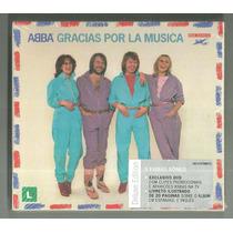 Cd Dvd Abba Gracias Por La Musica 06 Bônus Deluxe Ed Lacrado