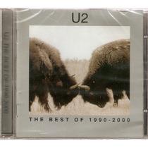 Cd U2 - The Best Of 1990-2000 (original Lacrado) 16 Hits !!