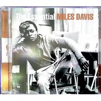 The Essential Miles Davis Cd Duplo