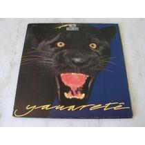 Lp - Milton Nascimento - Yauaratê 1987 C/encarte (novissimo)