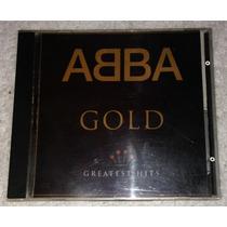 Cd Abba Gold Greatest Hits Dancing Queen Chiquitita Mamma Mi