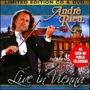 Andre Rieu Live In Vienna Cd+dvd Novo Importado
