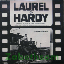 O Gordo E O Magro Laurel E Hardy Original Motion Lp 1973