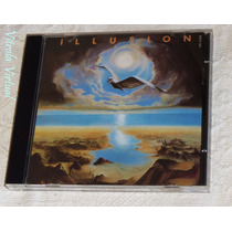 Cd Illusion Two Lps On One Cd Out Of The Mist Made England