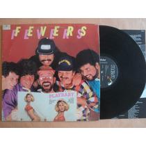 The Fevers- Lp Fevers- 1985- Original- Encarte!