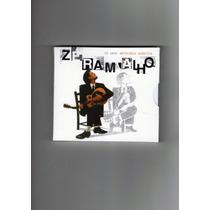Zé Ramalho - Antologia Acústica -ed.luxo (2 Cds + Livreto).