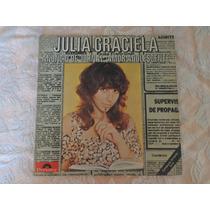 Compacto Julia Graciela - Anúncio De Jornal Amor Adolescente