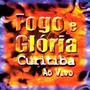 Cd David Quinlan - Fogo E Glória Curitiba Ao Vivo