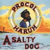 Lp - Procol Harum - A Salty Dog (imp - Usa)