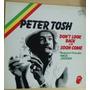 Lp Vinil Peter Tosh & Mick Jagger - 1978