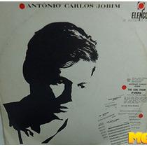 Antonio Carlos Jobim 1963 The Girl From Ipanema Lp