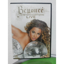 Dvd Beyonce - The Experience Live