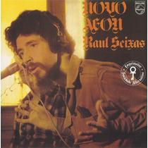 Cd Raul Seixas Novo Aeon (p) 1975 (lacrado)