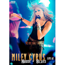 Dvd: Miley Cyrus - Live At House Of Blues 2010
