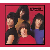 Ramones End Of The Century+bonus Tracks (cd Novo Import Usa)