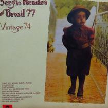Lp - Sergio Mendes And Brasil 77 - Vintage Vinil Raro