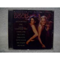 Cd Os Últimos Embalos De Disco (the Last Days Of Disco)