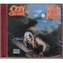 Cd Ozzy Osbourne - Bark At Moon V