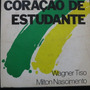 Wagner Tiso & Milton Nascimento - Coraç Compacto Vinil Raro